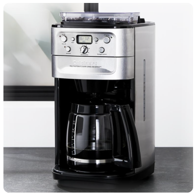 Viteza preparare cafea cafetiera